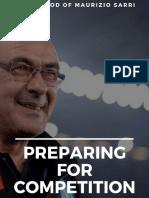 Primjer plana i programa treninga za pripremni period