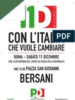 Manifesto 11Dicembre