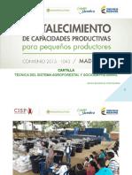 FORTALECIMIENTO DE PEQUEÑOS PRODUCTORES DE CACAO