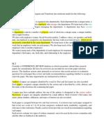 Assignment ERD