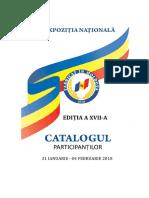 Catalogul Expozitiei Fabricat in Moldova 2018 1