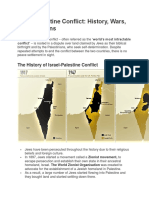 Israel Palestine Isue