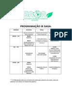 Programação Ix Saga
