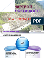 Geology Chapter 3.1_igneous Rock