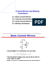 Passive and Active Current Mirrors-Chapter_05