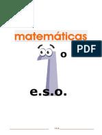 Libro de Texto Matematicas 1 ESO