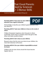 Good+Parenting+Skills+Summary+and+Bonus+Skills