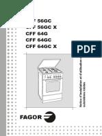 Fagor CFF-64GCX