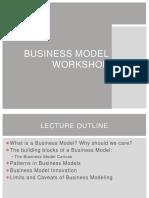 Business Canvas Model