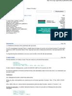 Funes de Data e Hora Javascript