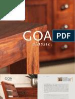 091201 GOA Classic Prospekt