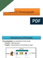 4.1 Basics of Chromatography