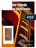 GUITAR ESSENTIAL CHORDS