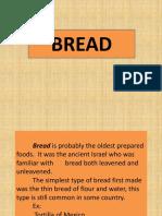 Bread Lecture