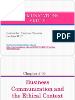 Lecture 7(Chapter 4)