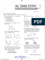 Dokumen.tips Physics Stpm Past Year Questions With Answer 2006