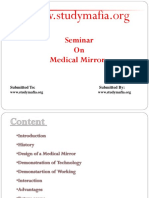 ECE Medical Mirror PPT