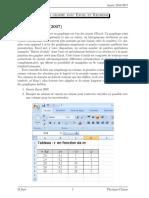 Fiche Excel 2007