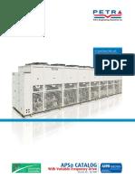 Air Cooled Screw Chiller_ APSa VFD Type