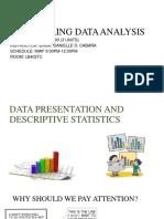 1.1 Descriptive Statistics