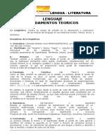 lengua LITERATURA INTEGRAL.doc
