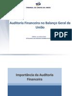 Auditoria Financeira No TCU