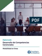 ECL Desarrollo de Competencias Gerenciales