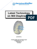 Latest Technology of Mill Diaphragms