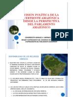01 Vision Politica Vertiente Amazonica Congreso.pptx