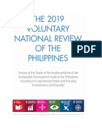 23366Voluntary National Review 2019 Philippines