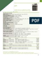 Características hp m3035