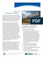 Fernald LEED Fact Sheet 20140204 (1)