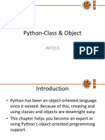 A719552767_20992_7_2019_Lecture10 Python OOP (1).ppt