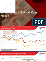 Why Mid and Smallcaps Now