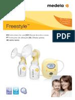 Medela Freestyle Manual de Instrucciones