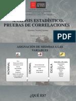 Análisis de Correlaciones (1)