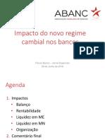 Abanc Impacto Novo Regime Cambial Bancos Vf