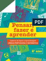 Cform Pensar Fazer Aprender 2oano Lingua Portuguesa e Matemática Web