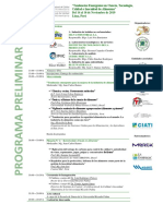 Programa Preliminar I CICIA 2019 v.009