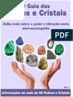 O guia das pedras e cristais