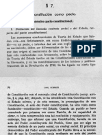 La Constitución Como Pacto