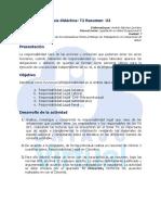 Guía Didáctica t2. Resumen u3