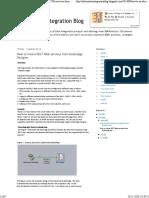 How to Invoke REST Web Services From DataStage Designer