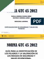 NORMA GTC 45.pptx