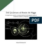 Del Quantum Al Bosón de Higgs