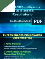 Fármacos en El Sistema Respiratorio