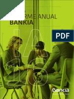 Informe Anual Bankia 2016