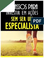 8 Passos Para Investir Em Acoes Sem Ser Um Especialista..pdf