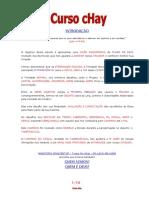 Curso CHay - LIVRO 01 - Web - Com Links Para Os Vídeos