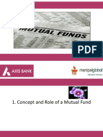 1 NISM Concept and Role of a Mutual Fund